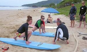 Costa Rica Surf Lessons